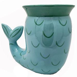 Mermaid Tail Planter Vase